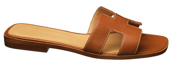 "Sandals, $915 at [Hermès](https://www.hermes.com/au/en/product/oran-sandal-H021056Zv01350/|target=""_blank""|rel=""nofollow"")"