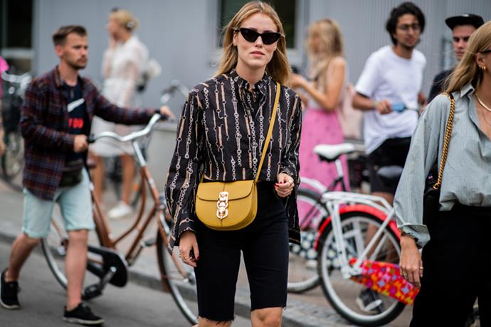 **1. Bike Shorts**