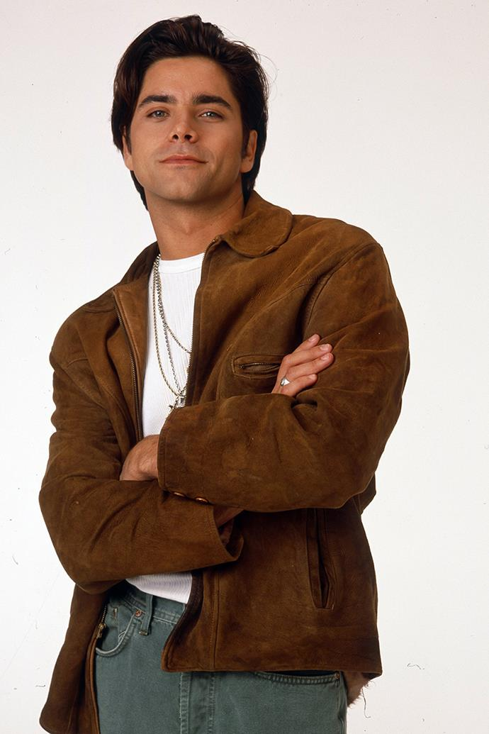 **Aries: John Stamos** <br><br> Two of the things you value most, Aries, are openness and honesty. If you don't trust your partner it causes an unnecessary about of stress and anxiety. You're also prone to having a short fuse, which means you match best with someone cool-headed like John Stamos, who can calmly navigate your dramatic bouts.