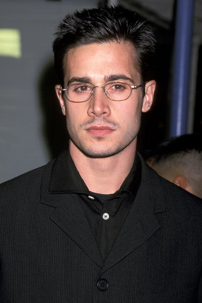 **Capricorn: Freddie Prinze Jr.** <br><br> You do a lot of hard work for others behind the scenes, which can mean you often get taken for granted, Capricorn. You need someone who acknowledges and appreciates what you do for them. You definitely don't like lazy people and you're a bit of a perfectionist, which means you need a peaceful soul, like Freddie Prinze Jr., who doesn't need reminding to pull their socks up.