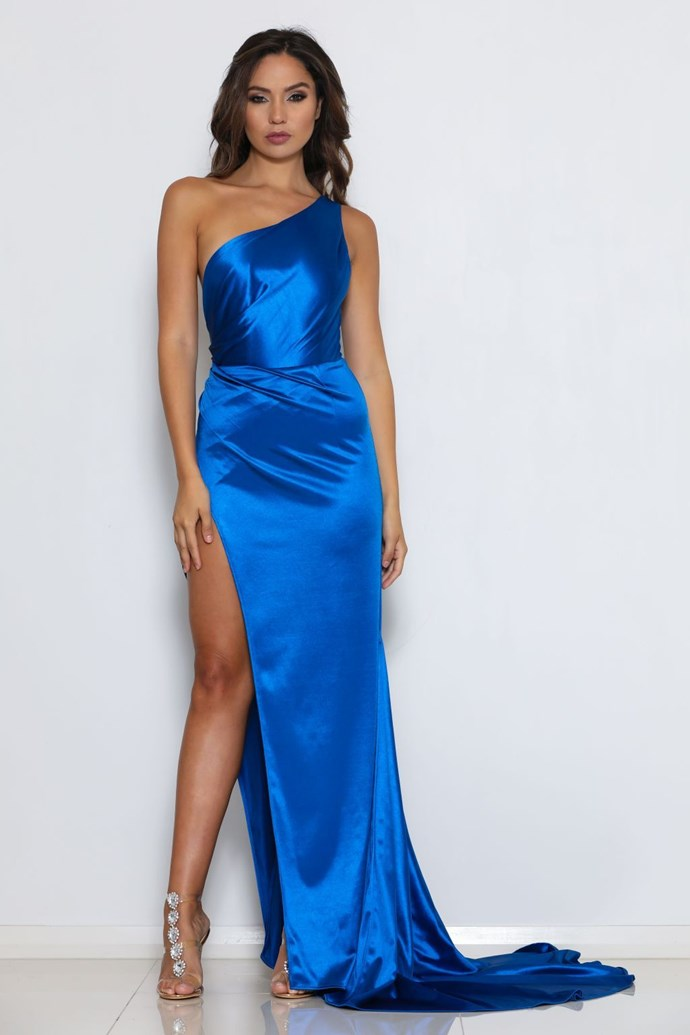 "'Jasmine' gown, $320, [Abyss by Abby](https://abyssbyabby.com/collections/dresses/products/jasmine?variant=3174372540440|target=""_blank""