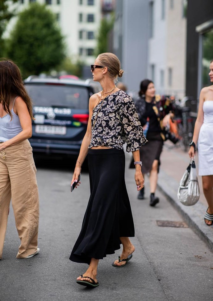 **5. Thongs** <br><br> Copenhagen Fashion Week spring/summer '19