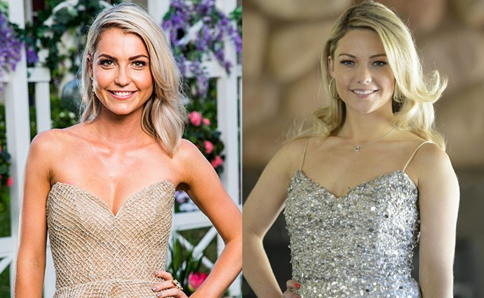 ***Shannon and Sam Frost***<br><br> Love of giggling aside, we get Sam Frost vibes from Shannon.