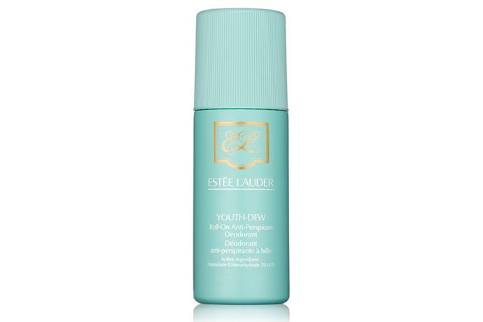 """**Roll-On Anti-Perspirant Deodorant, $32 at [Esteelauder](https://www.esteelauder.com.au/product/13093/1968/product-catalog/fragrance/for-women/youth-dew/youth-dew/roll-on-anti-perspirant-deodorant