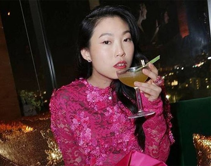 """**Awkwafina (Goh Peik Lin) ** <br><br> Awkwafina has always kept quiet about her dating life, focussing more on her career. Earlier this year, however, she tweeted """"dating sucks"""", suggesting she's not currently in a relationship with anyone.  <br><br> Image: [@awkwafina](https://www.instagram.com/awkwafina/?hl=en