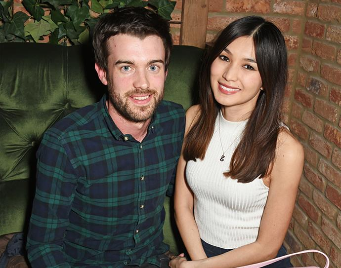 **Gemma Chan (Astrid Leong) ** <br><br> Gemma Chan is single after splitting from her boyfriend of six years, comedian Jack Whitehall, in 2017. The couple first met on the set of *Fresh Meat* but split six years later due to hectic filming schedules.