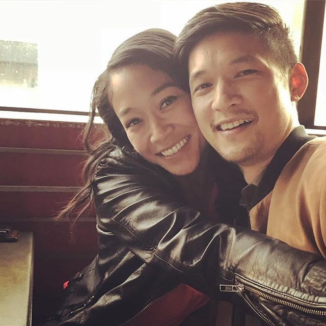 """**Harry Shum Jr. (Charlie Wu)** <br><br> Harry Shum Jr married his wife Shelby Rabara back in 2015. The couple first met in 2007 on the set of *Glee* and, over time, their friendship turned into a relationship.  <br><br> Image: [@shelbyrabara](https://www.instagram.com/shelbyrabara/?hl=en