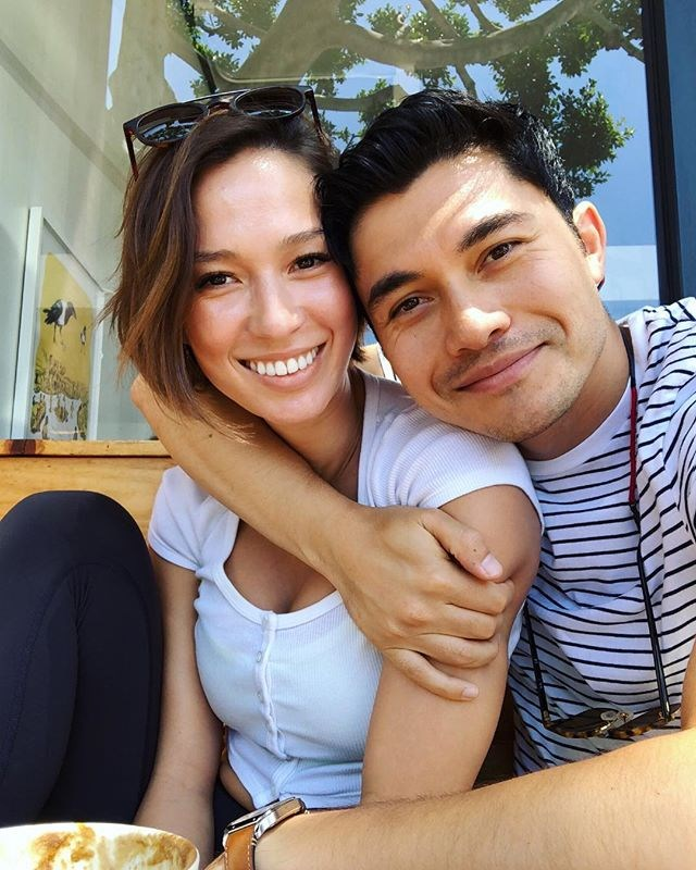 """**Henry Golding (Nick Young) ** <br><br> Henry Golding is married to yoga pro and wife of two years, Liv Lo. The couple met at Filter Members Club on the 1st January 2011 and have been inseparable ever since.  <br><br> Image: [@henrygolding](https://www.instagram.com/henrygolding/?hl=en
