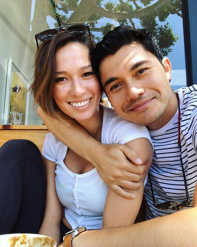 "**Henry Golding (Nick Young) ** <br><br> Henry Golding is married to yoga pro and wife of two years, Liv Lo. The couple met at Filter Members Club on the 1st January 2011 and have been inseparable ever since.  <br><br> Image: [@henrygolding](https://www.instagram.com/henrygolding/?hl=en|target=""_blank""