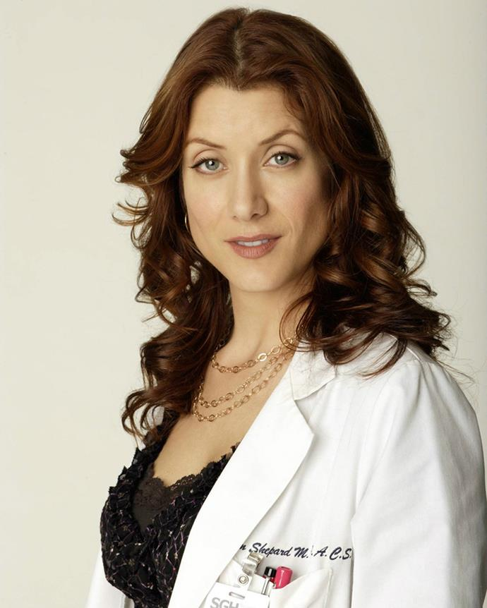 **Kate Walsh—Addison Montgomery **