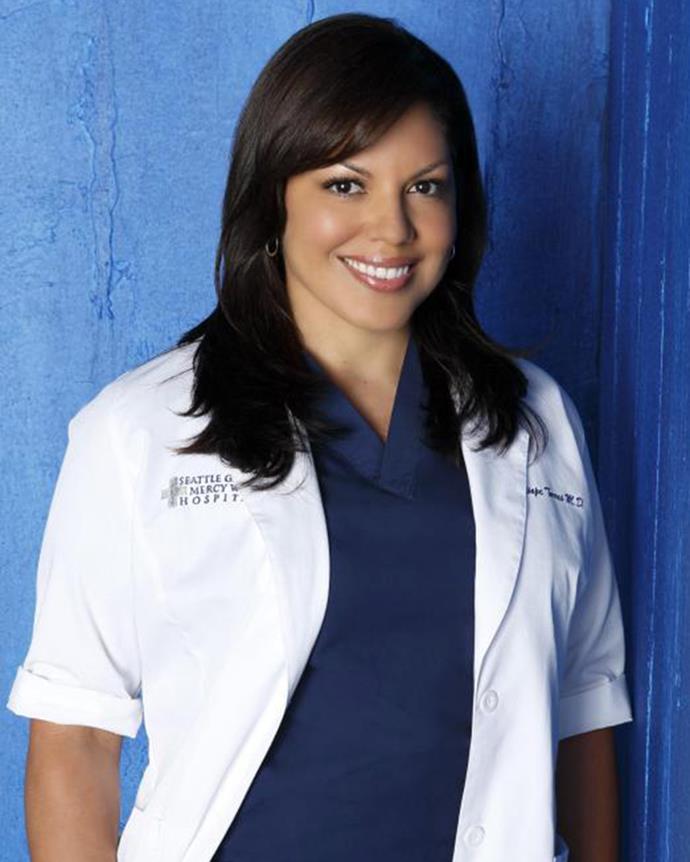 **Sara Ramirez—Callie Torres **