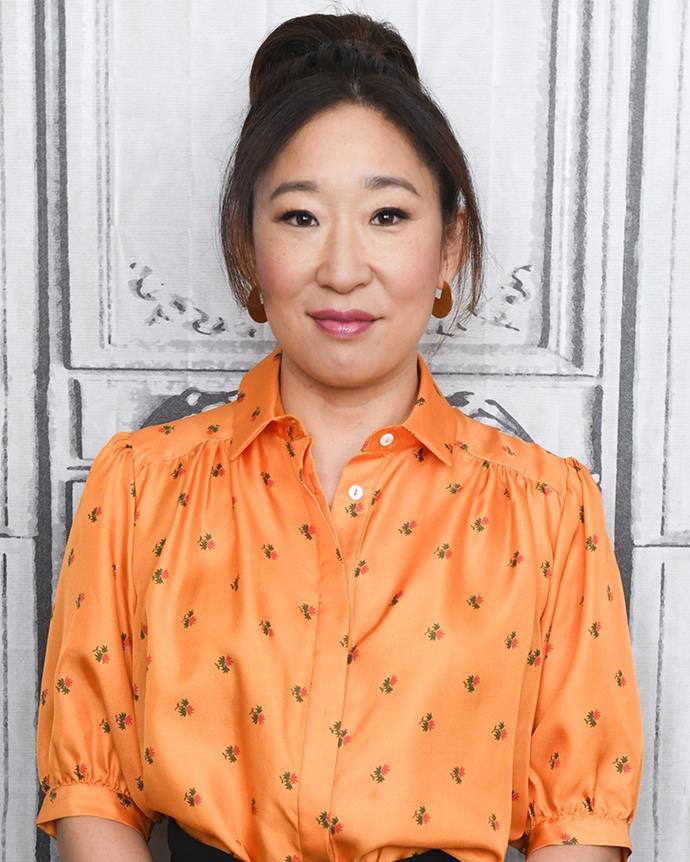**Sandra Oh—Christina Yang **