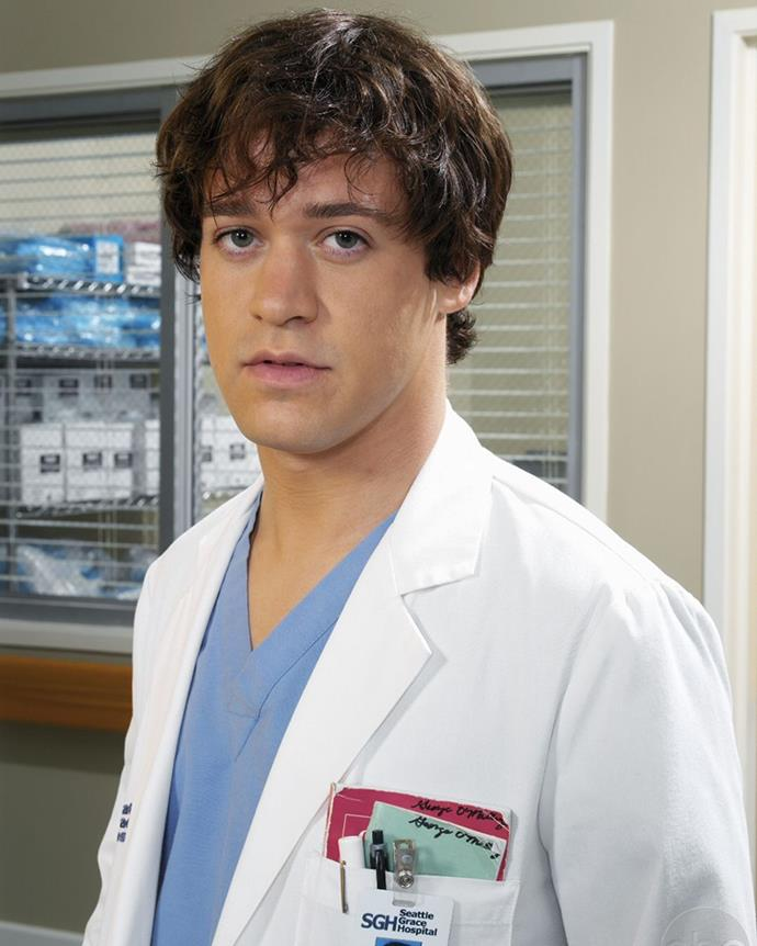 **T.R. Knight—George O'Malley **