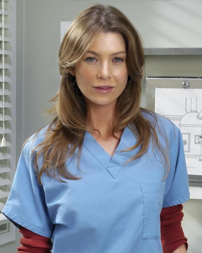 **Ellen Pompeo—Meredith Grey**