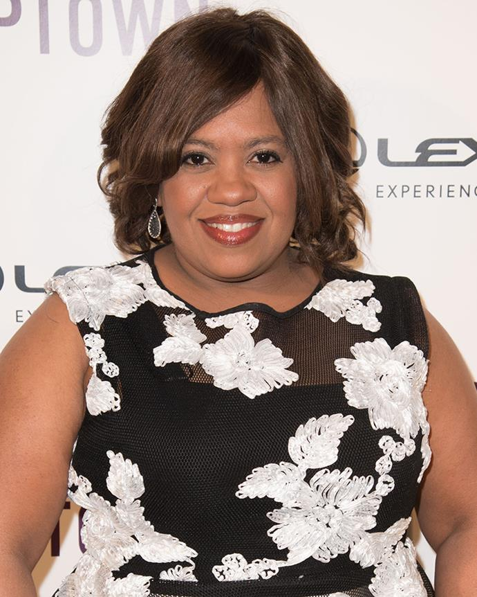 **Chandra Wilson—Miranda Bailey **