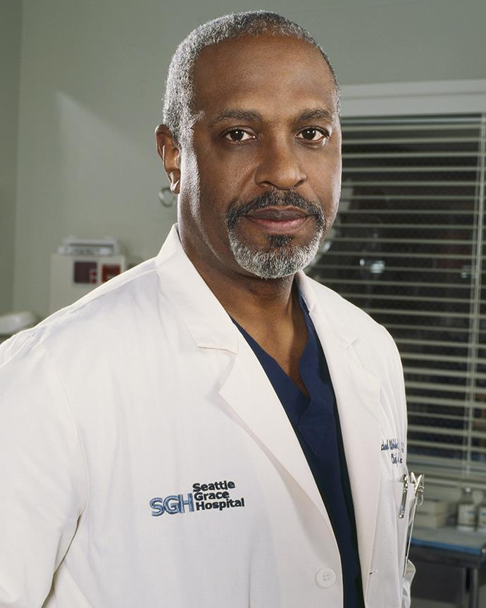 **James Pickens Jr.—Richard Webber **