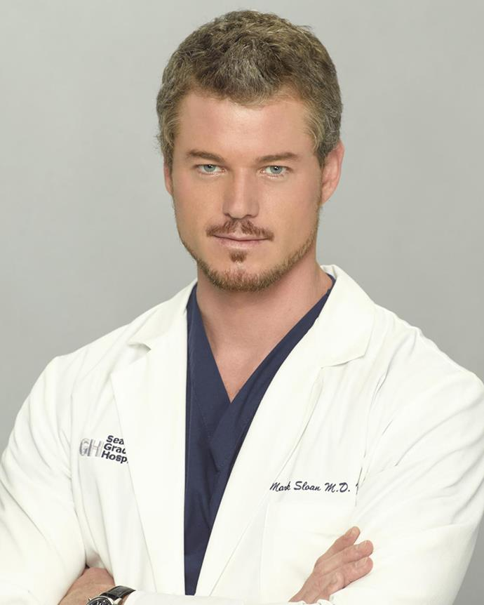 **Eric Dane—Mark Sloan **