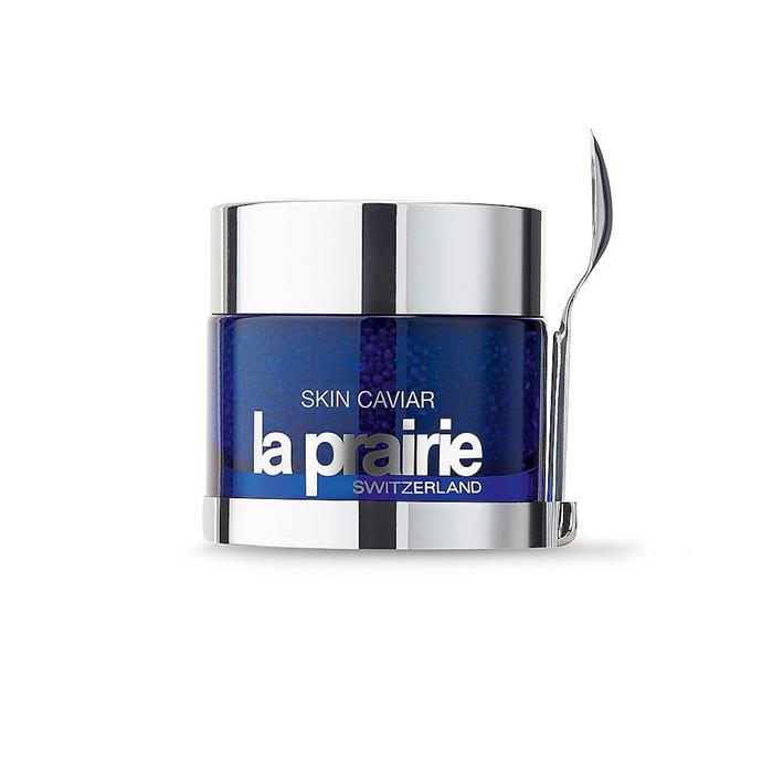 "**MOISTURISER:** <br><br> La Prairie Skin Caviar, $305 at [David Jones](https://www.davidjones.com/Product/20253820|target=""_blank""