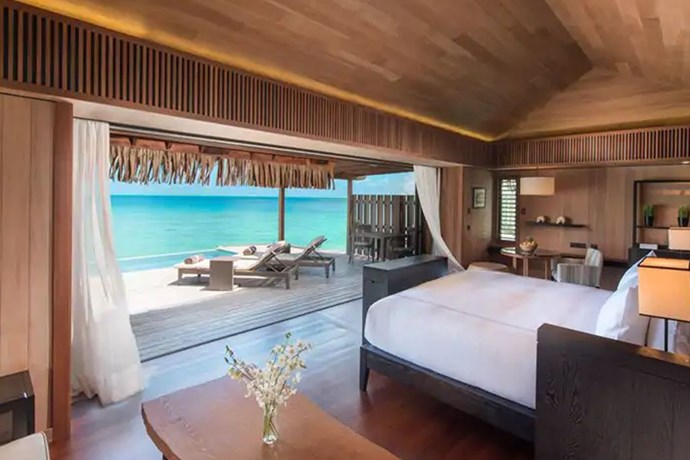 "**Bora Bora: Conrad Bora Bora Nui Resort and Spa** <br><br> The whole family stayed at the [Conrad Bora Bora Nui Resort and Spa](http://conradhotels3.hilton.com/en/hotels/french-polynesia/conrad-bora-bora-nui-PPTBNCI/index.html?WT.mc_id=zELWAKN0APAC1HI2DMH3LocalSearch4DGGenericx6PPTBNHI|target=""_blank""