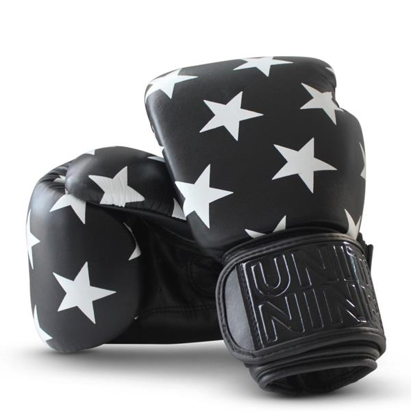 "**Unit Nine Black shooting stars boxing gloves, $135 at [Unit Nine](https://www.unitnine.com.au/collections/boxing/products/unit-nine-black-shooting-stars-boxing-gloves|target=""_blank""