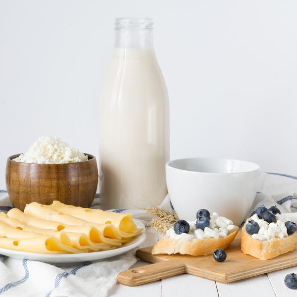 **Dairy** <br><br> Good news: You can have your cheese and eat it too. According to research, a calcium-rich diet can actually assist with the prevention of stacking on the kilos. The research suggests that if you're body is too not getting the calcium it needs, it could trigger the release of calcitriol, a hormone that tells the body to store extra fat. Just go easy on the crackers: as we reported last week, carbs are the enemy!