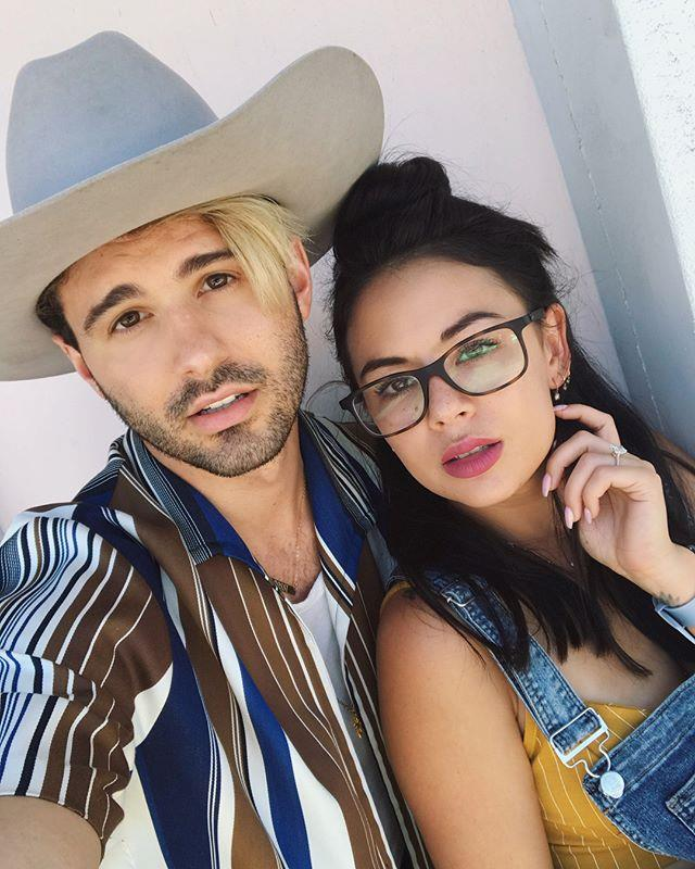 """**Janel Parrish—Margot Covey** <br><br> Janel Parrish's fiancé is Chris Long. The couple began dating in September 2016 and became engaged after Chris proposed to Janel in October 2017. The couple also share a dog together, called Kleo. <br><br> Image: [@janelparrish](https://www.instagram.com/janelparrish/