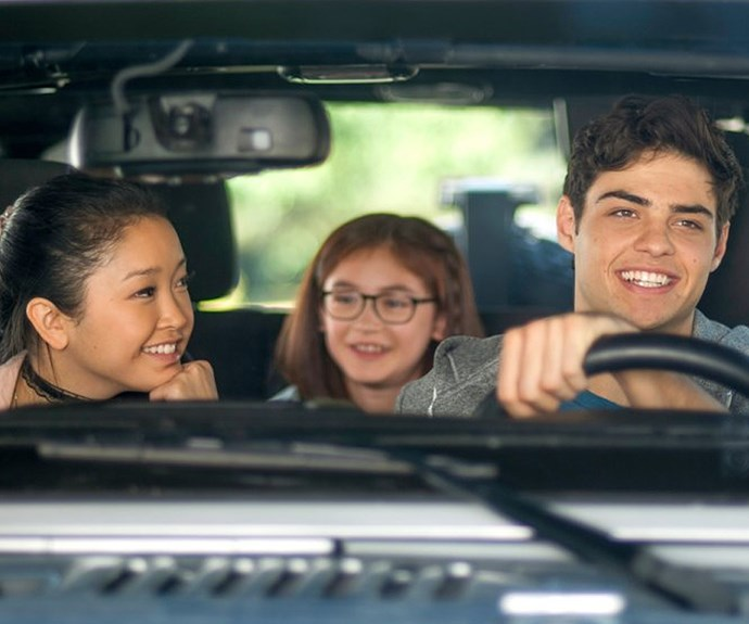 ***Peter's Jeep***<br><br> In the film, Cool Guy Peter drives a pretty iconic Cool Guy car, a silver Jeep Wrangler. In the book, he drives a two-seat Audi (these are just regular 16-year-olds from Oregon, right? Asking for a friend), which he swaps out for his mother's mini-van when he drives Kitty and Lara Jean to school. <br><BR> Not seeing Peter ride around in his mum's 2016 Nissan Quest is a huge missed opportunity, if you ask us.
