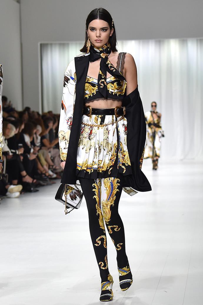 Versace spring summer '18