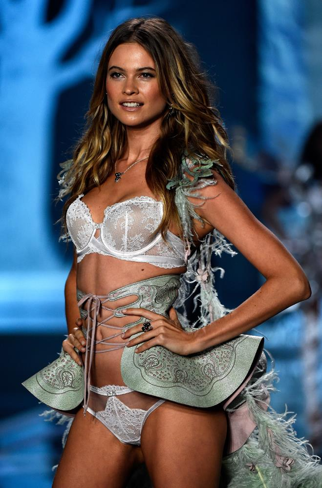 ***Behati Prinsloo***<br><br> After missing the last two shows because of her pregnancies with daughters Dusky and Gio, we have a good feeling we'll see Behati make her big return in 2018.