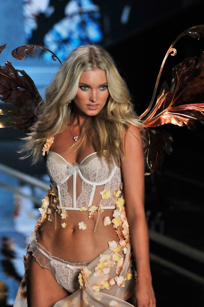***Elsa Hosk***<br><br> Angel Elsa is a VS favourite.