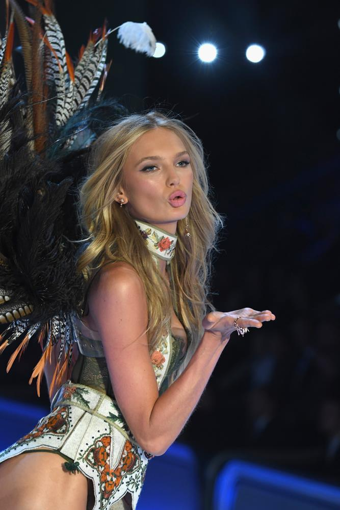 ***Romee Strijd***<br><br> Angel Romee attended a VS event in late August, so she's another confirmed inclusion.