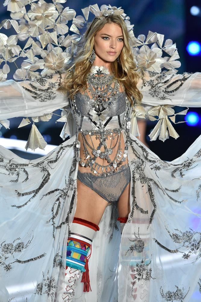 ***Martha Hunt***<br><br> Martha posted about her latest VS shoot just two weeks ago, meaning she will likely retain her Angel status for the show.