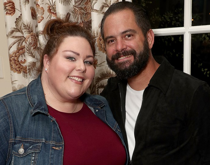 """**Chrissy Metz—Trish** <br><br> *This Is Us* star Chrissy Metz is single. Chrissy was last connected to boyfriend Josh Stancil, but the pair announced the split in March this year when Chrissy was asked on *The Wendy Williams Show* she was seeing Stancil. Her response? """"I'm dating myself currently"""". <br><br> Image: [@chrissymetz](https://www.instagram.com/p/BmyigyjgV-P/?taken-by=chrissymetz
