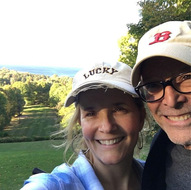 """**Lea Thompson—Jule Osborn-Burgess** <br><br> Lea Thompson's husband is Howard Deutch. The pair first met on the set of *Some Kind Of Wonderful* and have been married since 1989. Lea and Howard have two daughters, Madelyn and Zoey, together.  <br><br> Image: [@lea_thompson](https://www.instagram.com/lea_thompson/