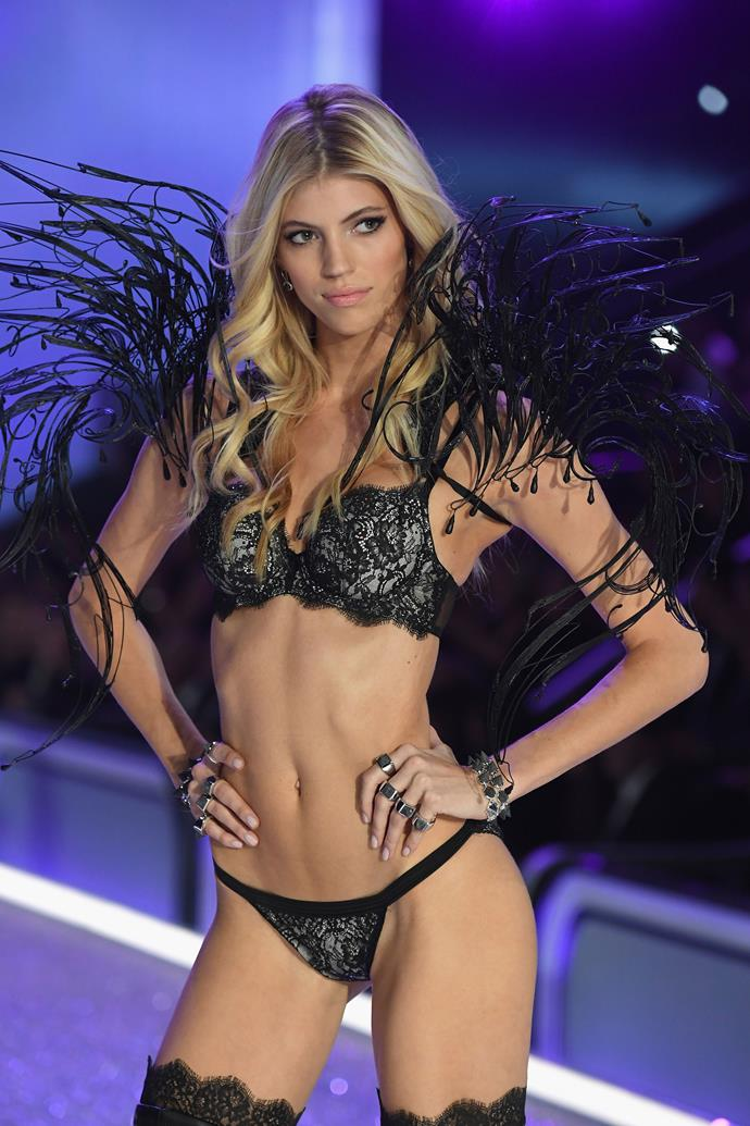 "***Devon Windsor*** <br><br> Already a VS Fashion Show regular, Winsdor will be rubbing shoulders with the Angels on the runway for a sixth year in a row.""Thank you to all my friends, family, agents and the people from VS who have believed in me 6 years in a row!!!!!"" [wrote](https://www.instagram.com/p/BncEZa9BuGP/?taken-by=devwindsor