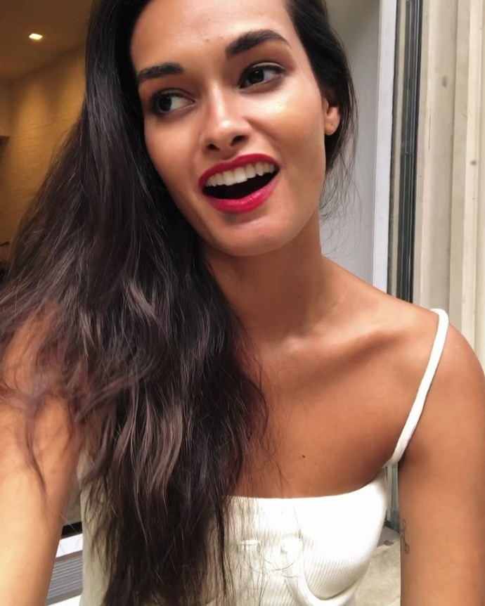 "**Gizele Oliveira** <br><br> Returning to the VS runway for a second time after her debut in 2017, the Brazilian model celebrated by thanking her fans for their endless support of her career.  <br><br> ""Thank you everyone that believed in me since the beginning, thank you for always rooting for me and making me feel the luckiest girl in the world! I'm so so so happy to announce that I'm gonna be walking at the @victoriassecret fashion show 2018.""   <br><br> [@giizeleoliveira](https://www.instagram.com/giizeleoliveira/