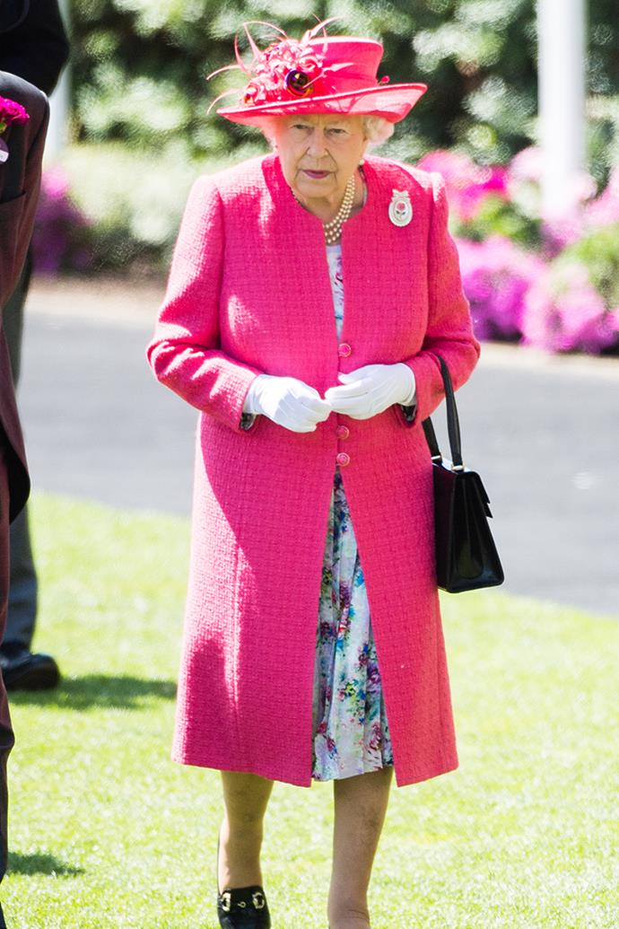Queen Elizabeth Rarely Wears Trousers But She Chose To