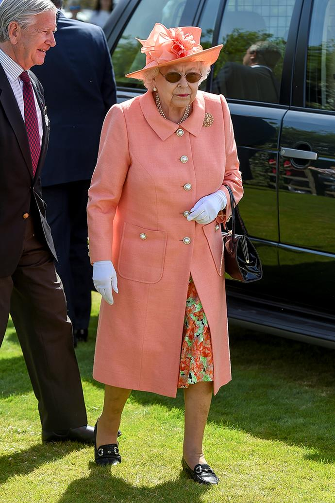 Queen Elizabeth Nail Polish: The Only Color She Ever Wears