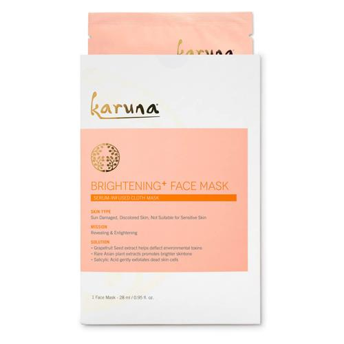 "**Best sheet mask for… Dull skin**<br> **Try:** Karuna Brightening Face Mask, $11 at [MECCA](https://www.mecca.com.au/karuna/brightening-face-mask/I-022472.html|target=""_blank""