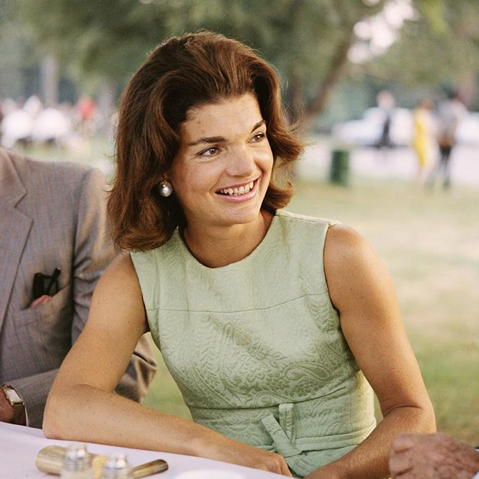 "***Jacqueline Kennedy Onassis*** <br><br> The wonderfully [glamorous Jackie-O](https://www.harpersbazaar.com.au/visionary-women/jackie-kennedy-onassis-best-fashion-17051|target=""_blank"") had a couple of different diet strategies. Some days, the only thing the First Lady would eat was a whole potato with sour cream and caviar.  <br><br> Her housekeeper Marta Sgubin also gave insights into the FLOTUS' selective diet in her cookbook *Cooking for Madam*, where she wrote that one of Jackie's favourite desserts was Peaches Cardinal—which consists of steamed peaches and raspberry sauce. She was also known to enjoy a light meal of tomatoes and cottage cheese when she wasn't hungry."