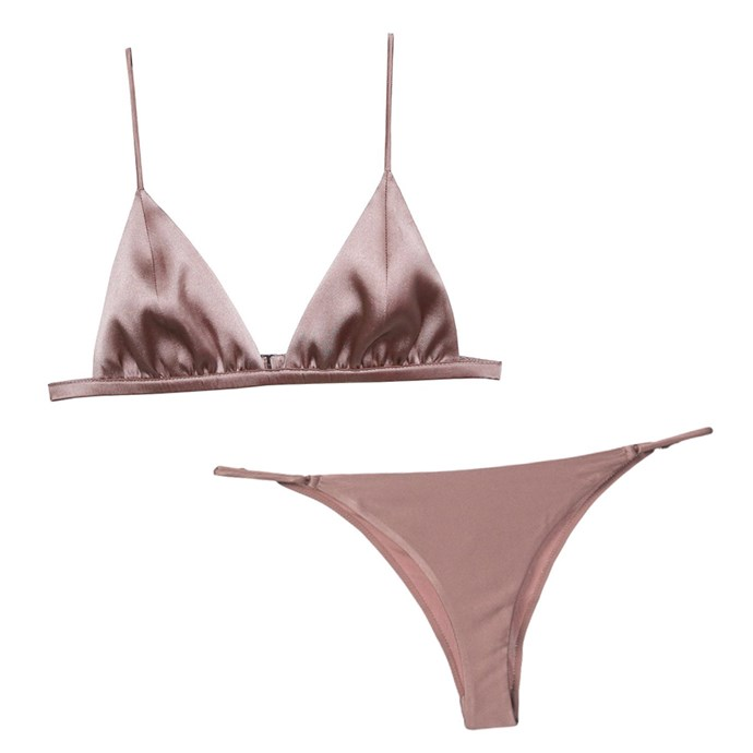 """[Bralette](https://www.fleurdumal.com/collections/lingerie/products/luxe-triangle-bra-tan