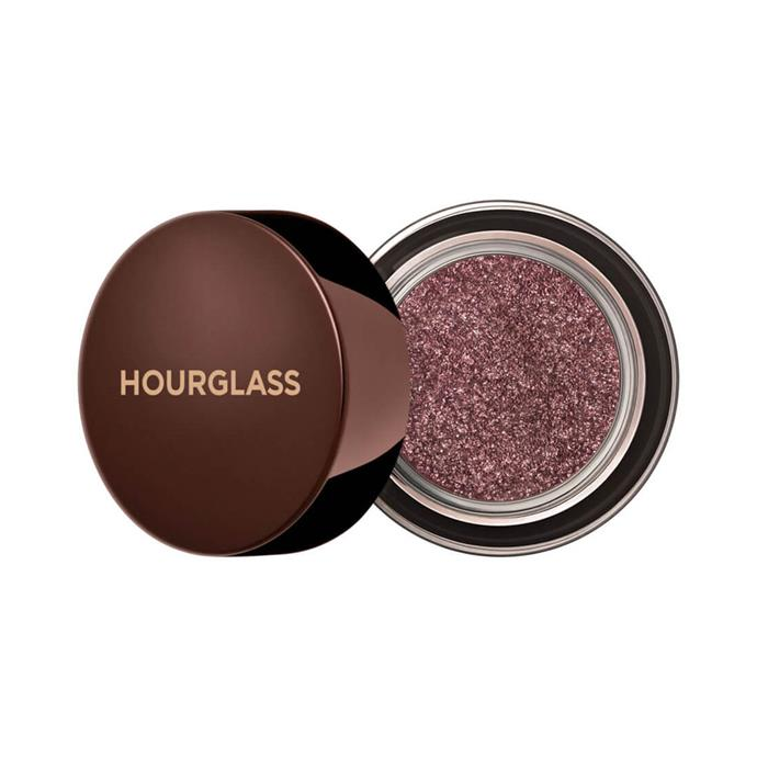 "Hourglass Scattered Light Glitter Eyeshadow in 'Aura', $42 at [MECCA](https://www.mecca.com.au/hourglass/scattered-light-glitter-eyeshadow/V-033538.html|target=""_blank""