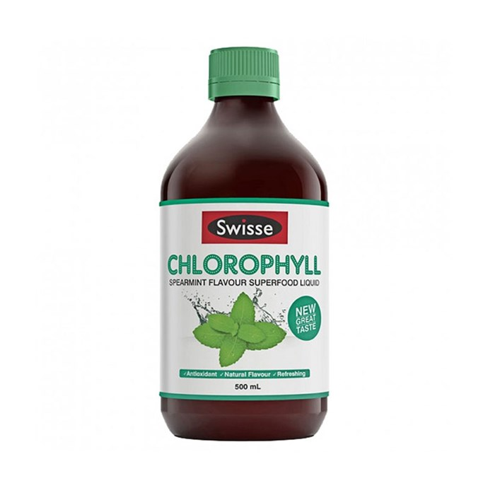 "**Chlorophyll** <br><br> The culmination of Christmas and New Year's festivities may make your liver shudder at the sight of an open champagne bottle.  Repair and re-energise with a Chlorophyll supplement, like Swisse's Ultiboost Chlorophyl ($16 at [Priceline](https://www.priceline.com.au/swisse-ultiboost-chlorophyll-500-ml|target=""_blank""
