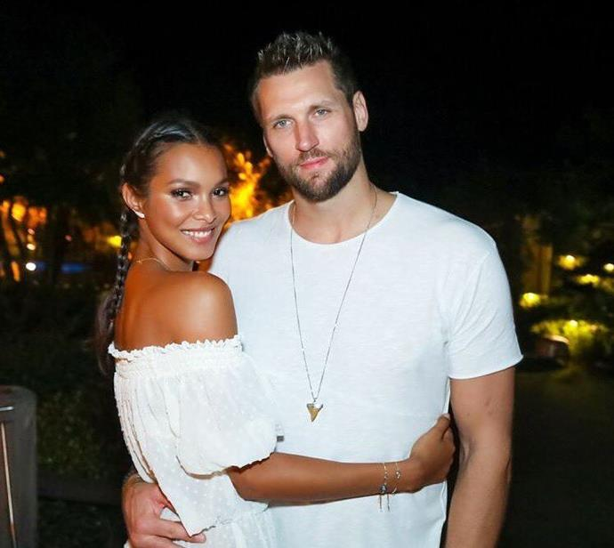 ***Jared Homan***, boyfriend of Lais Ribeiro <br><br> Former NBA star Jared Homan scored a slam dunk with his gorgeous girlfriend. Although we're unsure of the date they became official, the pair often share cute couple pictures on their respective Instagram accounts.