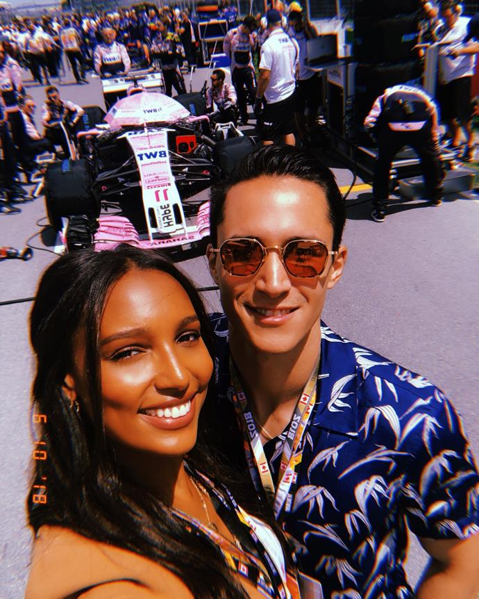 ***Juan Borrero***, boyfriend of Jasmine Tookes <br><Br> Borrero is the senior partnerships manager at Snapchat. These two got together in 2016.
