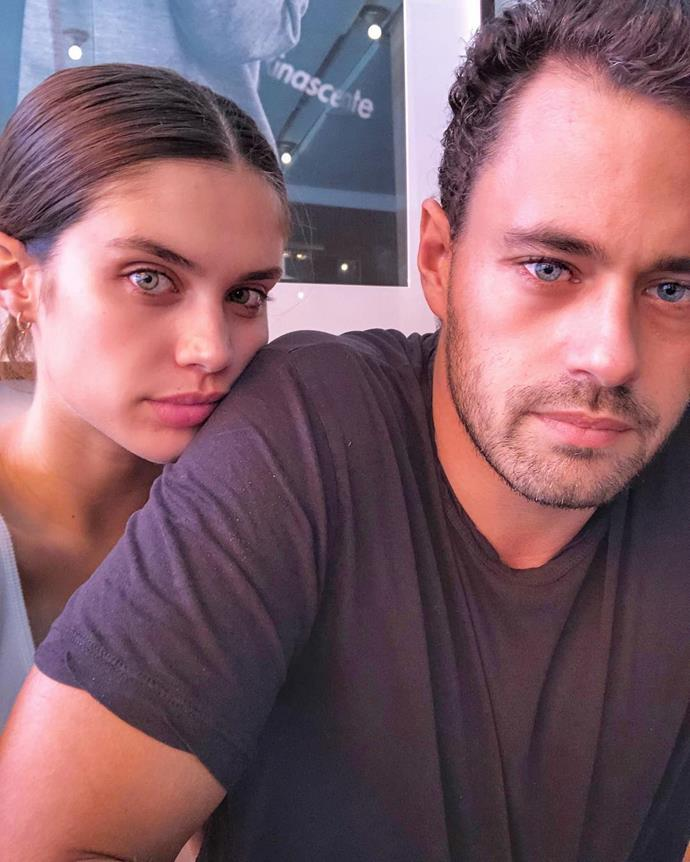 ***Oliver Ripley***, boyfriend of Sara Sampaio <br><br> Ripley, who is the founder and CEO of Ocean Group, has been with Sampaio since 2015. Just imagine their offspring.
