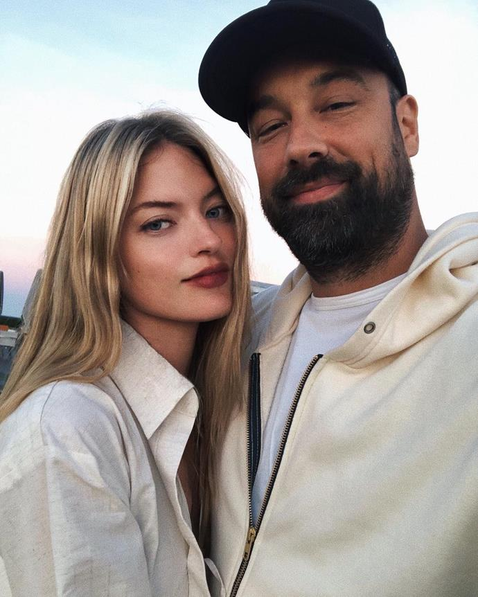 ***Jason McDonald***, boyfriend of Martha Hunt <br><Br> Photographer Jason McDonald has been with his model girlfriend since he shot her for a campaign in 2015.