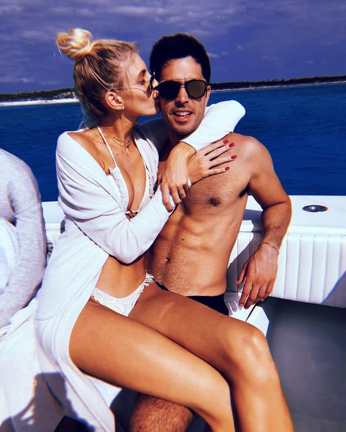 ***Johnny Dex***, fiancé of Devon Windsor <br><Br> The pair got together in 2016 and engaged in 2018, and although we'd like to know more about the stunning blonde's beau, Dex likes to keep out of the spotlight, with a private Instagram account and little online presence.
