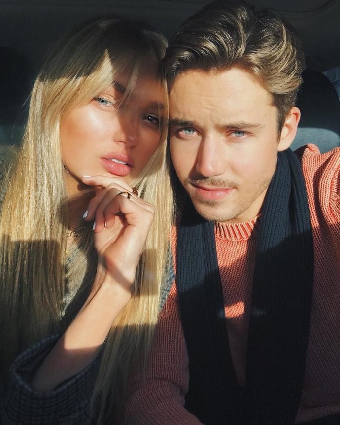 ***Laurens van Leeuwen***, boyfriend of Romee Strijd <br><br> Talk about high school romance, business consultant Laurens van Leeuwen has been with Romee since she was a teenager. *Awwww*