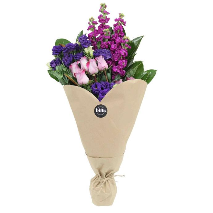 "<strong>Weekly flower delivery</strong><br><br> A constant reminder of how much she's appreciated, even after your Big Day.<br><br> <a href=""http://www.myflowerman.com.au/homeandoffice/"">Flower Delivery, POA, [Bill's Fresh Flowers](https://billsfreshflowers.com.au/collections/all-flowers/products/bills-bouquet